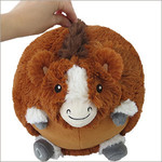squishable Mini Clydesdale Squishable Limited 7""