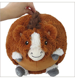 """squishable Mini Clydesdale Squishable Limited 7"""""""