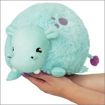 squishable Mini Happy Hippo Squishable 7""