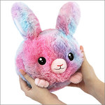 squishable Mini Cotton Candy Bunny Squishable 7""