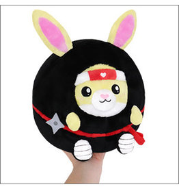 "squishable Undercover Bunny in Ninja  Squishable 7"""