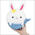 squishable Mini Mermaid Bunny Squishable 7""