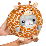 squishable Undercover Kitty in Giraffe Squishable 7""