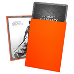 Ultimate Guard Orange 100ct Katana Sleeves