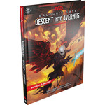 WOTC D&D D&D RPG Baldur's Gate Descent into Avernus