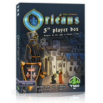 Tasty Minstrel Games Orleans: 5th Player Expansion