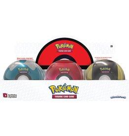 Pokemon USA Pokemon Pokeball Tin 1 2020
