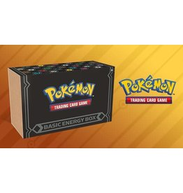 Pokemon USA Pokemon Basic Energy Box