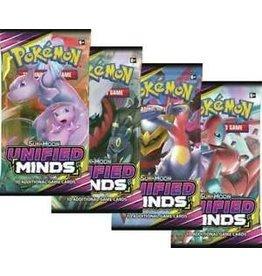 Pokemon USA Unified Minds Pokemon Pack