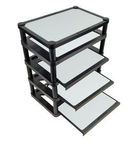 Battle Foam Magna Rack Slider Small Kit for the P.A.C.K. Go