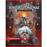 WOTC D&D D&D 5E MAP Waterdeep Dungeon Mad Mage