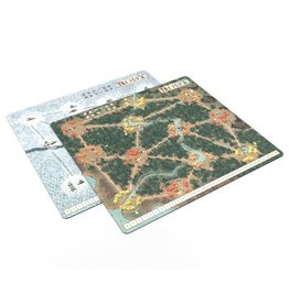 Leder Games ROOT: Playmat Fall / Winter