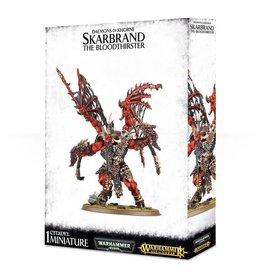 Games Workshop Skarbrand The Bloodthrister
