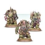 Games Workshop EtB 40K Death Guard Plague Marines