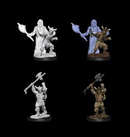 WIZKIDS/NECA D&DNMUM Male Human Barbarian W11
