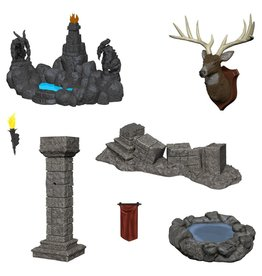 WIZKIDS/NECA WDCM Pools and Pillars W11