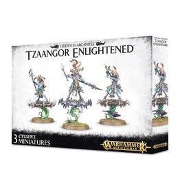 Games Workshop Tzaangor Enlightened Disciples of Tzeentch