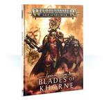 Games Workshop Blades of Khorne Battletome