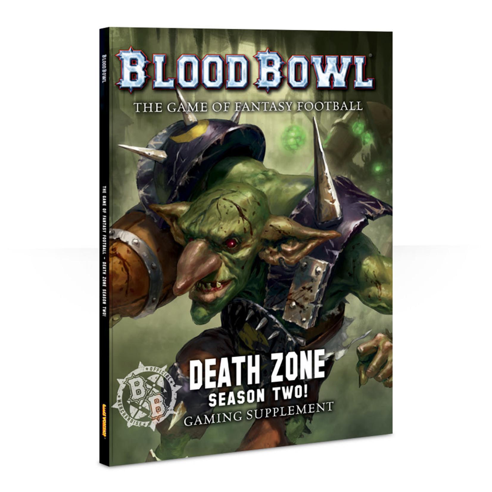 Games Workshop Blood Bowl Deathzone Season 2
