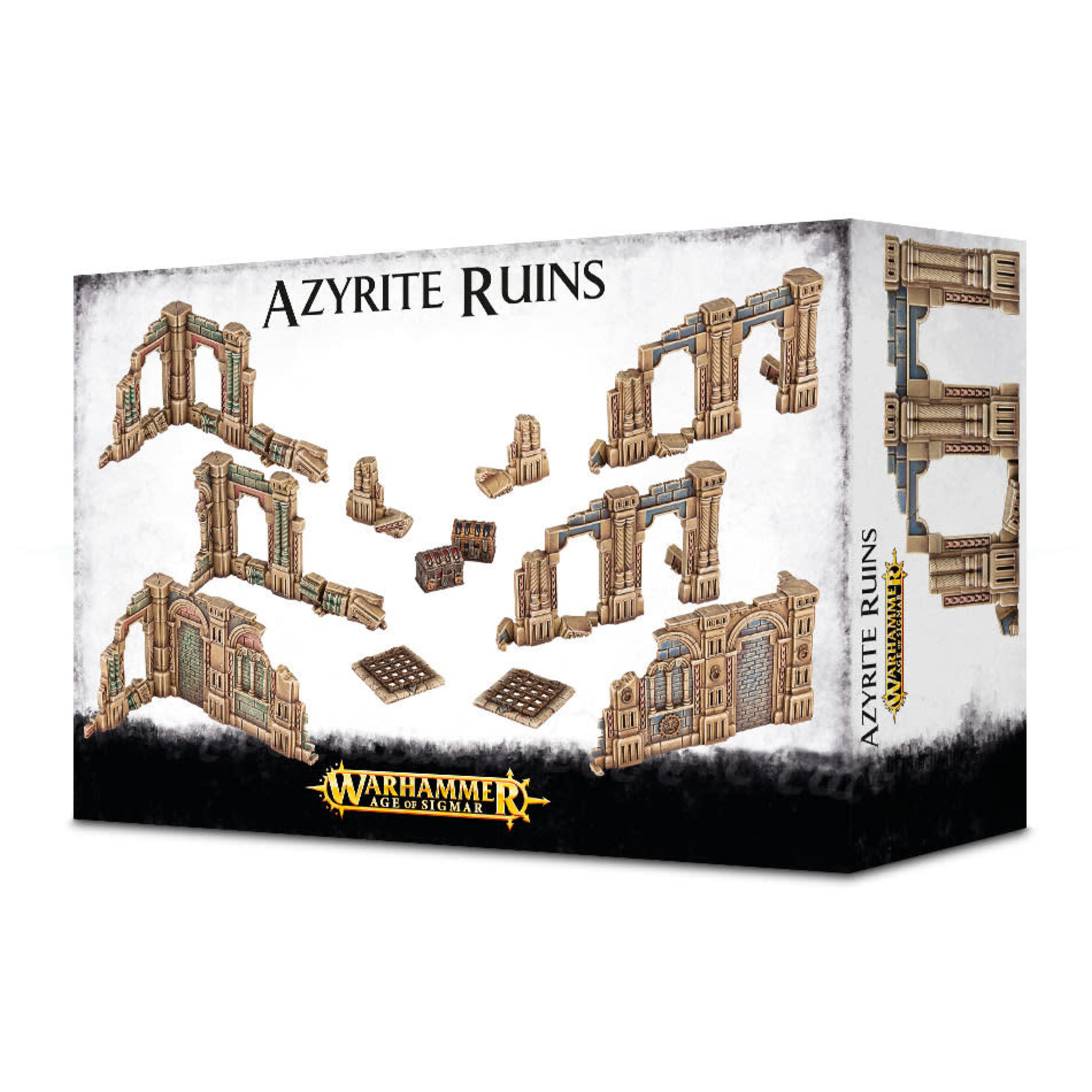 Games Workshop Age of Sigmar Azyrite Ruins
