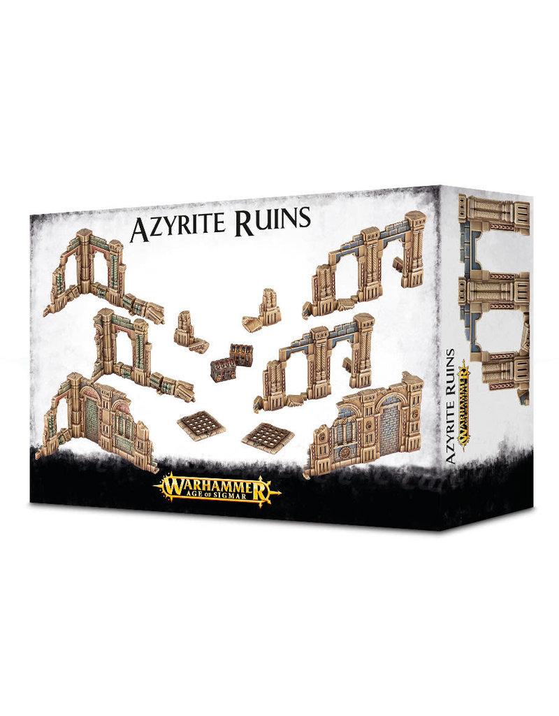 Games Workshop AoS Azyrite Ruins