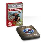 Games Workshop Skaven Blood Bowl Team Cards Pack