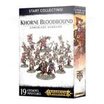 Games Workshop Start Collecting! Goreblade Warband