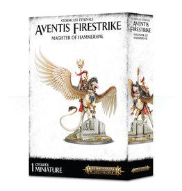 Games Workshop Aventis Firestrike Magister of Hammerhal