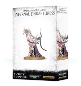 Games Workshop Infernal Enrapturess Daemons of Slaanesh