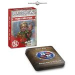 Games Workshop Card Pack Greenfield Grasshuggers Blood Bowl Halflings