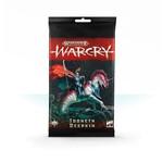 Games Workshop WarCry Idoneth Deepkin Card Pack