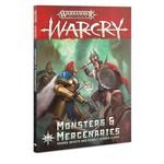 Games Workshop WarCry Monsters & Mercenaries