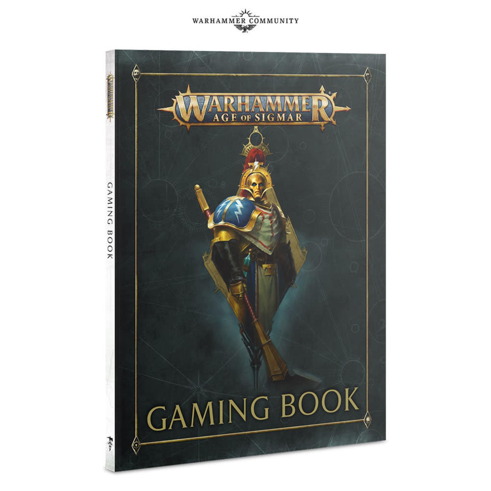 Games Workshop Age of Sigmar Gaming Book