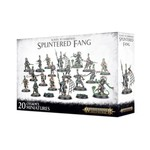Games Workshop Slaves to Darkness The Splintered Fang WO
