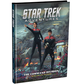 Modiphius Star Trek Adventures: Command Division