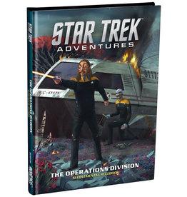 Modiphius Star Trek Adventures: The Operations Division