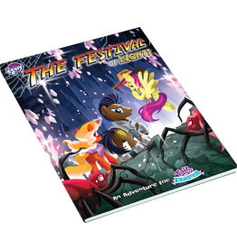 Ninja Division Games My Little Pony RPG - The Festival of Lights Adventure Expansion