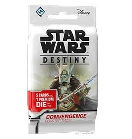 Fantasy Flight Games SW Destiny: Convergence Booster Pack
