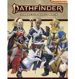 Paizo Character Sheet Pack Pathfinder RPG P2