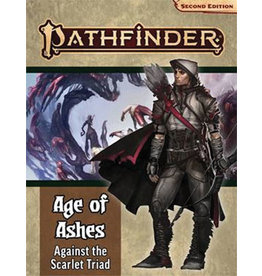 Paizo Pathfinder Adventure Path AoA 5 Against the Scarlet Tide