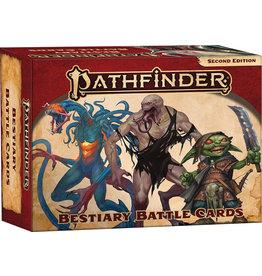 Paizo Pathfinder RPG: Bestiary Battle Cards