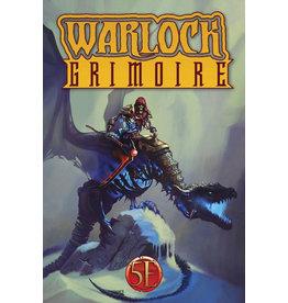 Kobold Press D&D RPG Warlock Grimoire