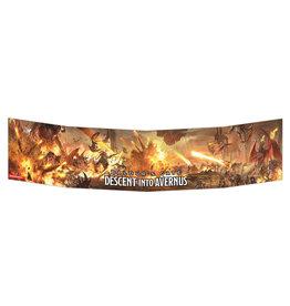 GaleForce Nine Descent into Avernus DM Screen D&D