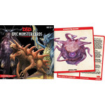 GaleForce Nine D&D RPG: Monster Cards Epic Monster Cards (77 oversized cards)