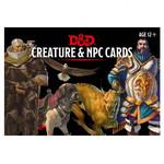 GaleForce Nine D&D 5E: Creatures & NPCs Cards (182)