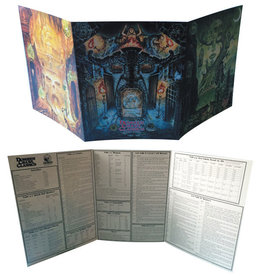GoodMan Games Dungeon Crawl D&D Judges Screen