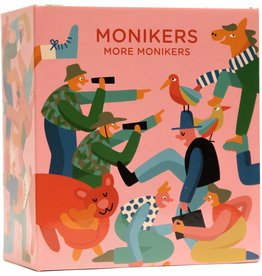 Monikers Monikers More Monikers