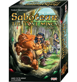 Amigo Games Saboteur The Lost Mines