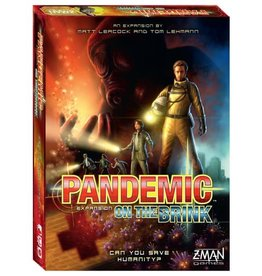 ZMan Games Pandemic: On The Brink Exp 1
