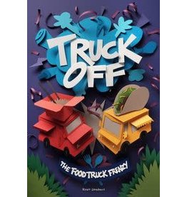 Adam's Apple Games Truck Off: The Food Truck Frenzy